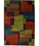 RugStudio presents Mohawk Home Intermezzo East Village Blocks Multi Machine Woven, Good Quality Area Rug
