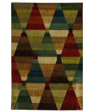 RugStudio presents Mohawk Home Intermezzo Kaleidoscope Diamonds Multi Machine Woven, Good Quality Area Rug