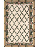RugStudio presents Momeni Filigree MH-23 Ivory Hand-Hooked Area Rug