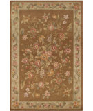 RugStudio presents Momeni Chantilly CN-21 Brown Hand-Knotted, Best Quality Area Rug