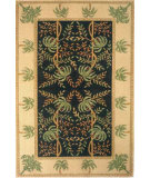 RugStudio presents Momeni Bali BL-02 Black Sisal/Seagrass/Jute Area Rug