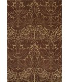 RugStudio presents Momeni Arabesque AQ-02 Copper Hand-Tufted, Best Quality Area Rug