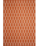 RugStudio presents Momeni Baja Baj-2 Orange Machine Woven, Good Quality Area Rug