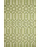 RugStudio presents Momeni Baja Baj-3 Green Machine Woven, Good Quality Area Rug