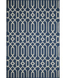 RugStudio presents Momeni Baja Baj-3 Navy Machine Woven, Good Quality Area Rug