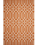 RugStudio presents Momeni Baja Baj-3 Orange Machine Woven, Good Quality Area Rug