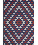 RugStudio presents Momeni Baja Baj-5 Red Machine Woven, Good Quality Area Rug