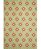 RugStudio presents Momeni Baja Baj-7 Green Machine Woven, Good Quality Area Rug