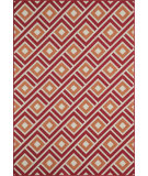 RugStudio presents Momeni Baja Baj-7 Red Machine Woven, Good Quality Area Rug