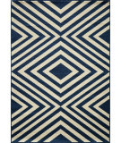 RugStudio presents Momeni Baja Baj-8 Navy Machine Woven, Good Quality Area Rug