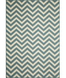 RugStudio presents Momeni Baja Baj-9 Blue Machine Woven, Good Quality Area Rug