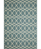 RugStudio presents Momeni Baja Baj11 Blue Machine Woven, Good Quality Area Rug