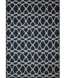 RugStudio presents Momeni Baja Baj11 Navy Machine Woven, Good Quality Area Rug