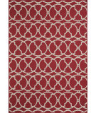 RugStudio presents Momeni Baja Baj11 Red Machine Woven, Good Quality Area Rug