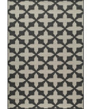 RugStudio presents Momeni Baja Baj12 Charcoal Machine Woven, Good Quality Area Rug
