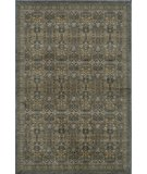 RugStudio presents Rugstudio Sample Sale 45467R Light Blue Machine Woven, Better Quality Area Rug