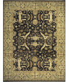 RugStudio presents Momeni Bergamo Bg-03 Charcoal Hand-Knotted, Best Quality Area Rug