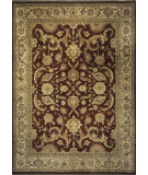 RugStudio presents Momeni Bergamo Bg-04 Brick Hand-Knotted, Best Quality Area Rug