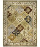 RugStudio presents Momeni Bergamo Bg-07 Multi Hand-Knotted, Best Quality Area Rug