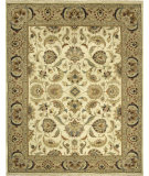 RugStudio presents Momeni Bergamo Bg-09 Ivory Hand-Knotted, Best Quality Area Rug