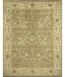 RugStudio presents Momeni Bergamo Bg-11 Sage Hand-Knotted, Best Quality Area Rug