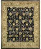 RugStudio presents Momeni Bergamo Bg-13 Saphire Hand-Knotted, Best Quality Area Rug
