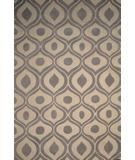 RugStudio presents Momeni Bliss BS-09 Grey Hand-Knotted, Better Quality Area Rug