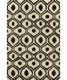 RugStudio presents Momeni Bliss Bs-09 Black Hand-Knotted, Better Quality Area Rug