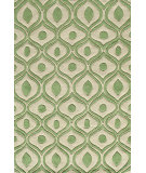 RugStudio presents Momeni Bliss Bs-09 Green Hand-Knotted, Better Quality Area Rug