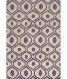 RugStudio presents Momeni Bliss Bs-09 Purple Hand-Knotted, Better Quality Area Rug