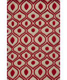 RugStudio presents Momeni Bliss Bs-09 Red Hand-Tufted, Good Quality Area Rug