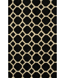 RugStudio presents Momeni Bliss Bs-11 Black Hand-Tufted, Better Quality Area Rug