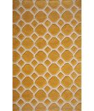 RugStudio presents Rugstudio Sample Sale 87539R Gold Hand-Tufted, Better Quality Area Rug