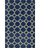 RugStudio presents Momeni Bliss Bs-11 Navy Hand-Tufted, Better Quality Area Rug