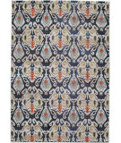 RugStudio presents Momeni Casa CAS-2 Navy Machine Woven, Better Quality Area Rug