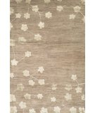RugStudio presents Rugstudio Sample Sale 45494R Oatmeal Hand-Knotted, Better Quality Area Rug