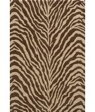 RugStudio presents Momeni Deco DC-16 Brown Machine Woven, Good Quality Area Rug