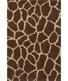 RugStudio presents Momeni Deco DC-17 Brown Machine Woven, Good Quality Area Rug