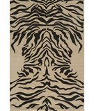 RugStudio presents Momeni Deco DC-18 Charcoal Machine Woven, Good Quality Area Rug