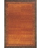 RugStudio presents Momeni Desert Gabbeh DG-01 Paprika Hand-Knotted, Better Quality Area Rug