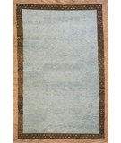 RugStudio presents Momeni Desert Gabbeh DG-01 Slate Hand-Knotted, Better Quality Area Rug