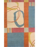 RugStudio presents Momeni Delano DE-13 Multi Hand-Knotted, Best Quality Area Rug