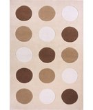 RugStudio presents Momeni Delhi DL-15 Brown Hand-Tufted, Better Quality Area Rug