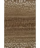 RugStudio presents Momeni Delhi DL-33 Brown Hand-Tufted, Better Quality Area Rug
