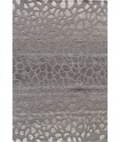 RugStudio presents Momeni Delhi DL-33 Silver Hand-Tufted, Better Quality Area Rug