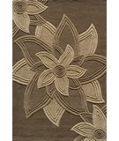 RugStudio presents Momeni Delhi DL-40 Mocha Hand-Tufted, Better Quality Area Rug