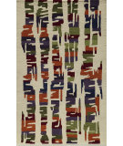 RugStudio presents Momeni Delhi Dl-42 Multi Hand-Tufted, Better Quality Area Rug