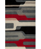 RugStudio presents Momeni Delhi Dl-43 Black Hand-Tufted, Better Quality Area Rug