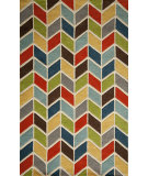 RugStudio presents Momeni Delhi Dl-47 Multi Hand-Tufted, Better Quality Area Rug