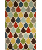 RugStudio presents Rugstudio Sample Sale 87561R Multi Hand-Tufted, Better Quality Area Rug